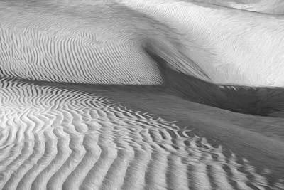 Death Valley Digital Art - Torso II by Jon Glaser