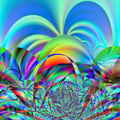 Digital Art - Tortscasts by Andrew Kotlinski