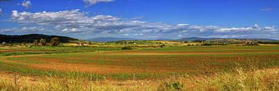 Photograph - Toscana Landscape, Italy by Elenarts - Elena Duvernay photo