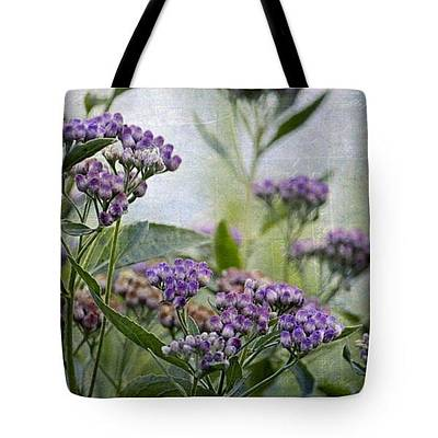 Photograph - Tote Bag - Sophie's Garden by HH Photography of Florida