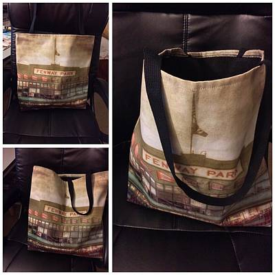 Photograph - Tote Bags Sample by Joann Vitali