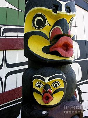 Photograph - Totem by Anne Gordon