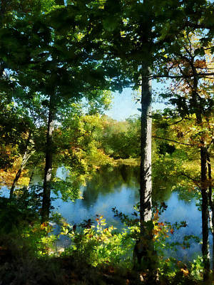Photograph - Touch Of Autumn by Susan Savad