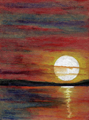 Painting - Touch Of The Sun by R Kyllo