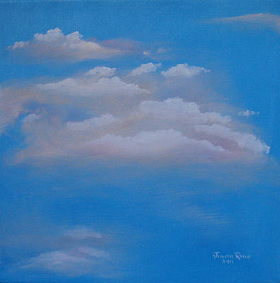 Painting - Touch The Skies by Judith Rhue