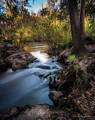 White River Photograph - Touchable Soft by Marvin Spates