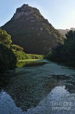Photograph - Tour By A River Near The Beach Of Porto Novo by Angelo DeVal