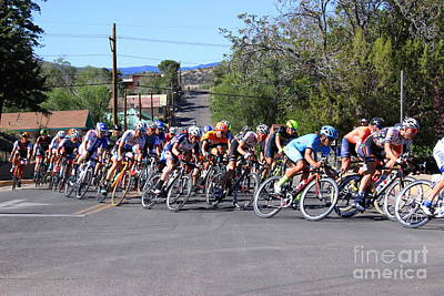 Tour Of The Gila Photograph - Tour Of The Gila 1 by Natalie Ortiz