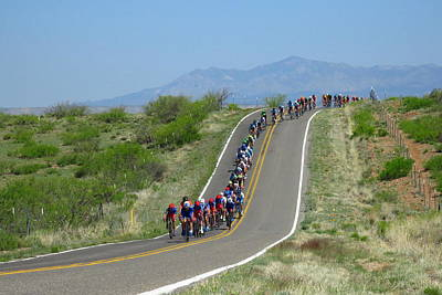 Photograph - Tour Of The Gila 2017 by Feva Fotos