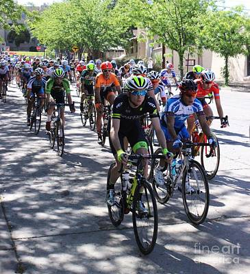 Tour Of The Gila Photograph - Tour Of The Gila 3 by Natalie Ortiz