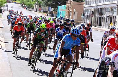 Tour Of The Gila Photograph - Tour Of The Gila 4 by Natalie Ortiz