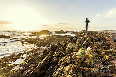Beach Royalty-Free and Rights-Managed Images - Touring Tasmania by Jorgo Photography - Wall Art Gallery