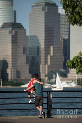 Photograph - Tourists by Nicki McManus