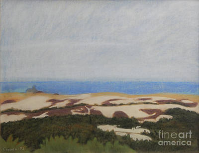 Painting - Toward Race Point by Robert Coppen