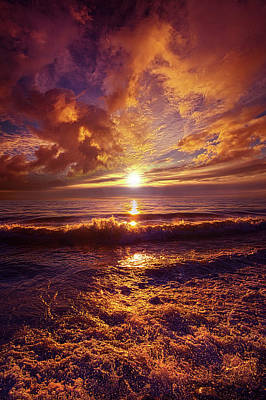 Photograph - Toward The Far Reaches by Phil Koch