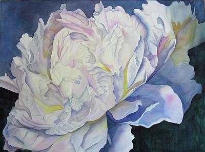 Painting - Toward The Light by Teresa Beyer