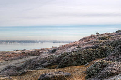 Photograph - Towards Mudeford by Chris Day