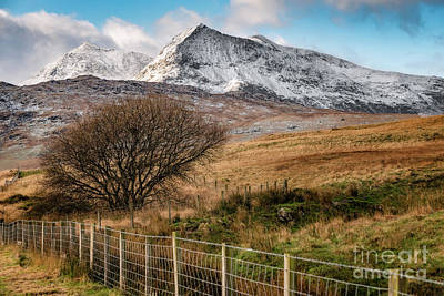 Photograph - Towards Snowdon by Adrian Evans