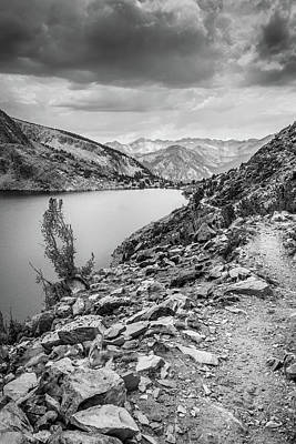 Photograph - Towards The Silver Divide by Alexander Kunz