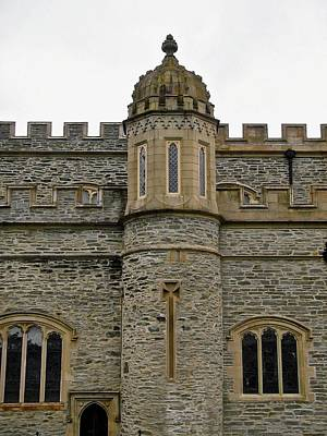Photograph - Tower And Turrets by Stephanie Moore