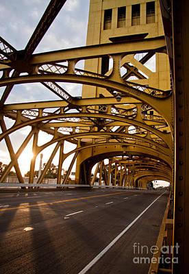 Photograph - Tower Bridge by Ana V Ramirez