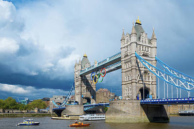 Photograph - Tower Bridge by Stewart Marsden