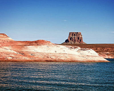 Photograph - Tower Butte by Christopher Meade