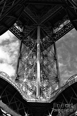 Photograph - Tower Column by John Rizzuto