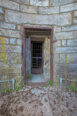 Photograph - Tower Door by Tom Singleton