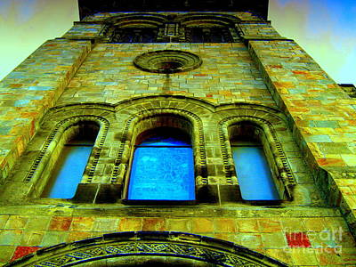 Photograph - Tower Face 2 by Greg Moores