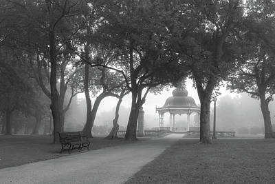 Photograph - Tower Grove Solitude by Scott Rackers