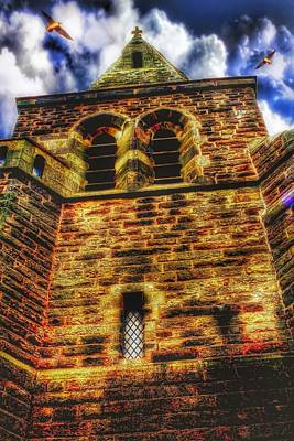Mixed Media - Tower by Isabella F Abbie Shores FRSA