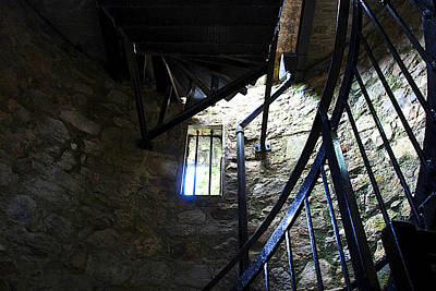 Photograph - Tower Light by Charlie and Norma Brock