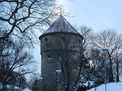 Photograph - Kiek In De Kok Tower by Margaret Brooks
