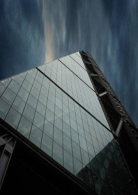 Abstract Skyline Rights Managed Images - Tower Royalty-Free Image by Martin Newman