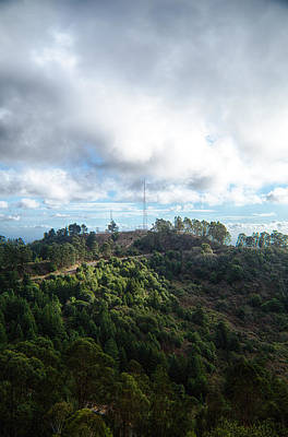 Photograph - Tower by Digiblocks Photography
