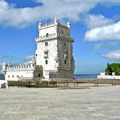 Photograph - Tower Of Belem by Kirsten Giving