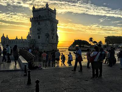 Photograph - Tower Of Belem by Ty Agha