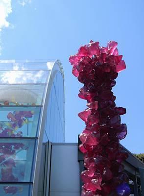 Zen - Tower of Glass by Warren Thompson