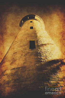 Beacon Wall Art - Photograph - Tower Of Grunge by Jorgo Photography - Wall Art Gallery