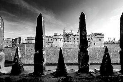 Photograph - Tower Of London by Greg Fortier