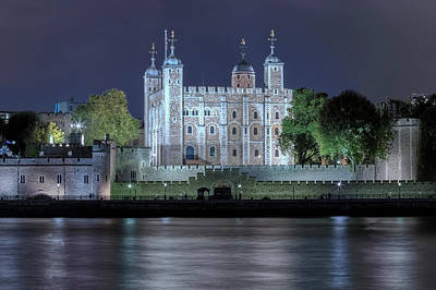 Tower Of London Photograph - Tower Of London by Joana Kruse