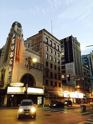 Photograph - Tower Theater by John Fish