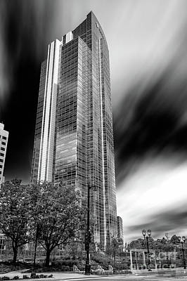 Photograph - Towering Nml Bw by Andrew Slater