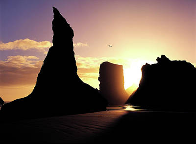 Jim Nelson Photograph - Towering Rocks by Jim Nelson