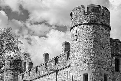 Photograph - Towering Turret by Christi Kraft