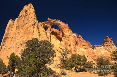 Photograph - Towers Of Grosvenor Arch by Adam Jewell