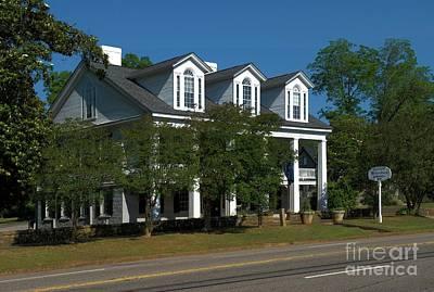 Photograph - Town Hall Winnsboro South Carolina by Bob Pardue