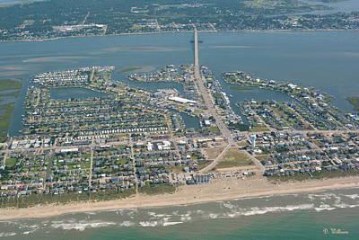 Photograph - Town Of Atlantic Beach by Dan Williams