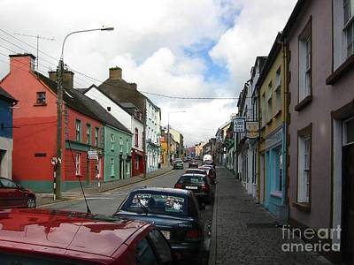 Photograph - Town Of Dingle by Richard Deurer